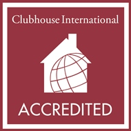 Clubhouse Accreditation Icon